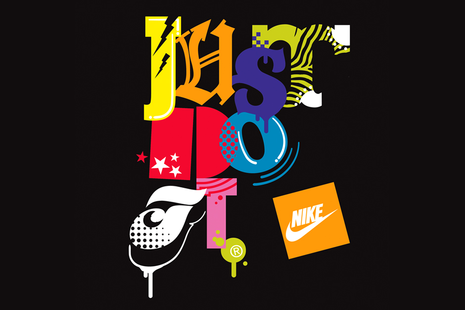 Nike: Just Do It 80′s