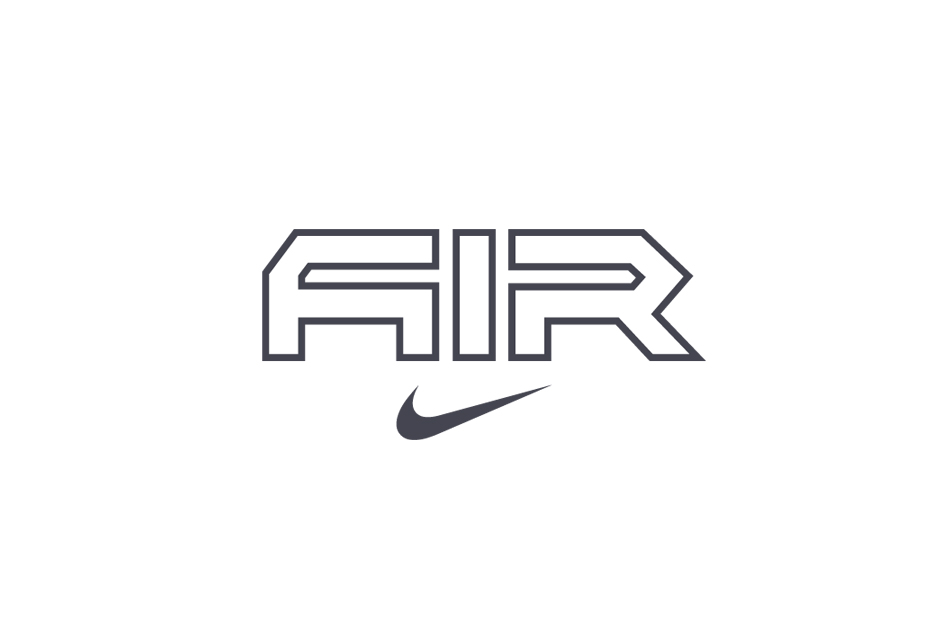 Nike: Air Traction Logo