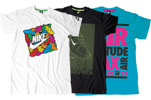 Nike: Graphic Tees Random 1