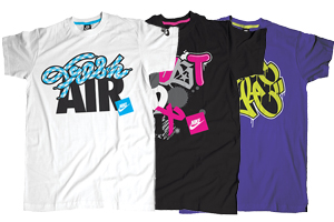 Nike: Graphic Tees Random 2