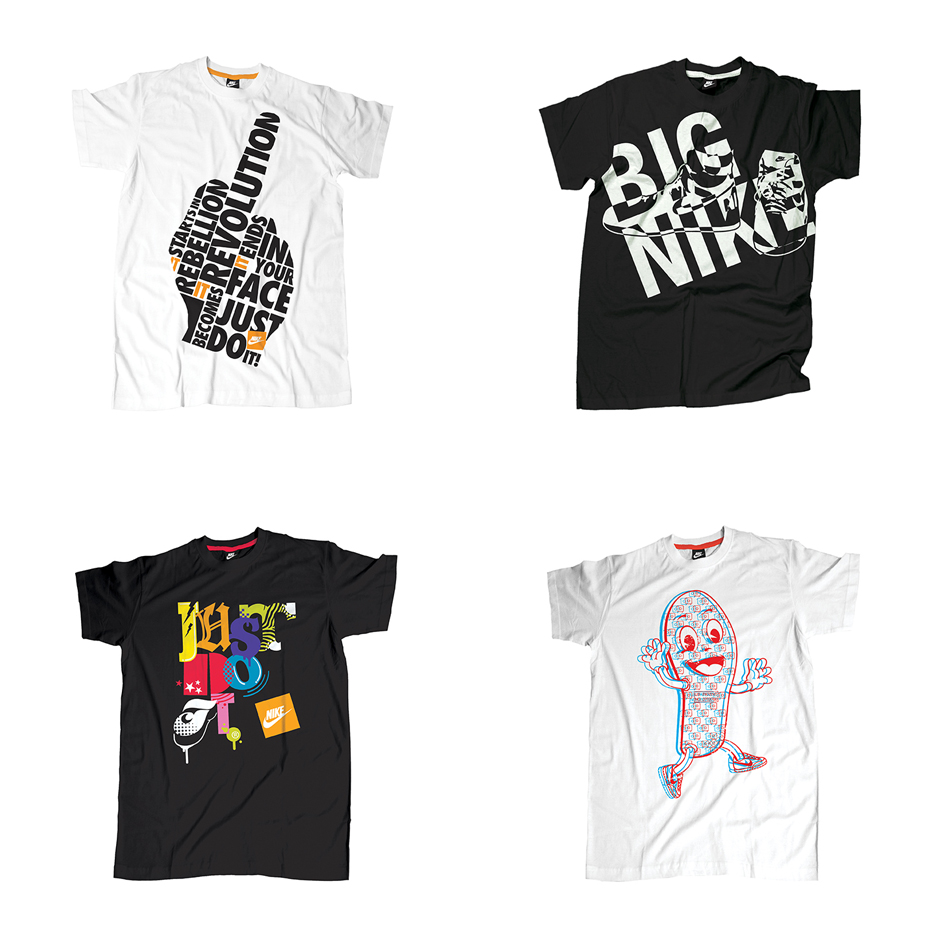 Nike: Graphic Tees Random 3