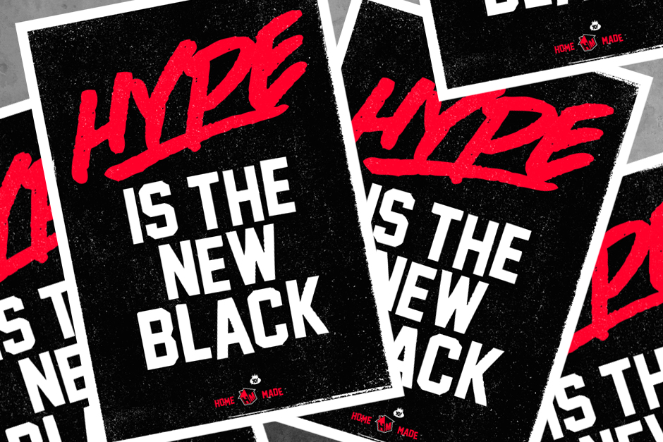 HYPE is the New Black