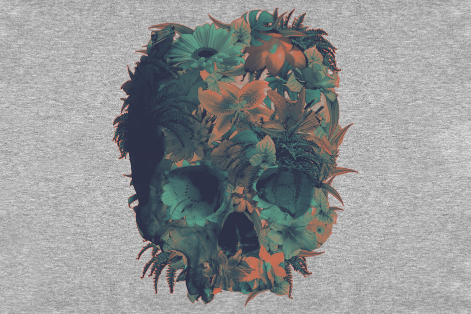Cult Edition: Flower Skull