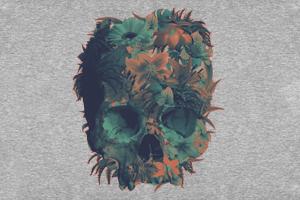 Cult Edition: Flower Skull